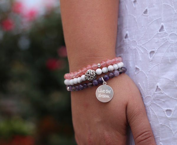 Relaxation Accent Bracelet