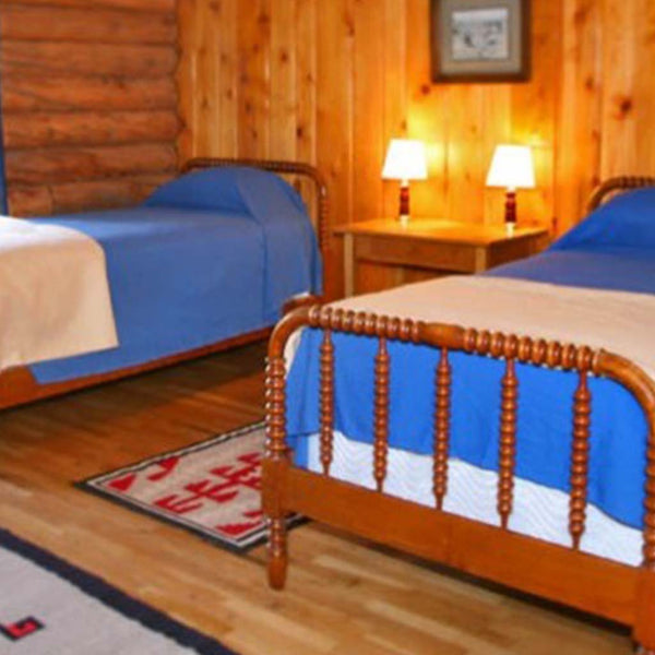 Eatons Dude Ranch Hotel Room