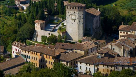 Visit Asolo Italy