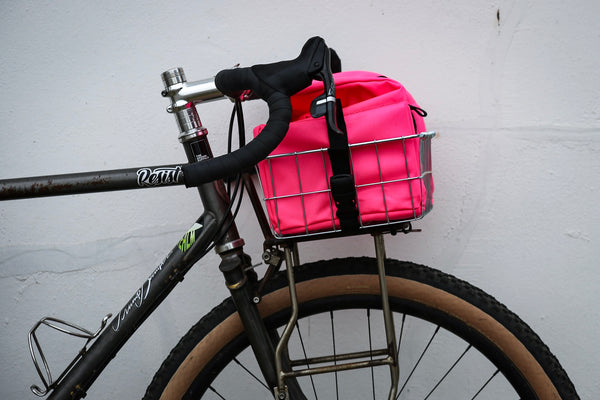 Wald Basket Bag PINK!