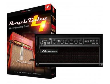 AmpliTube 4 + Ampeg SVX Power DUO Bundle