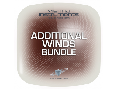 Vienna Additional Winds Bundle Extended (Requires Standard)