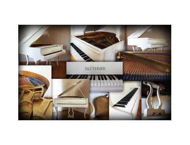 Galaxy II German Baby Grand