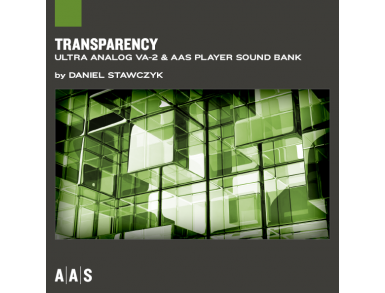 Transparency Sound Bank