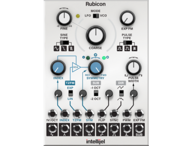 Modular Add-on: Intellijel Rubicon