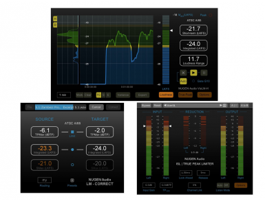 NUGEN Audio Loudness Toolkit Bundle