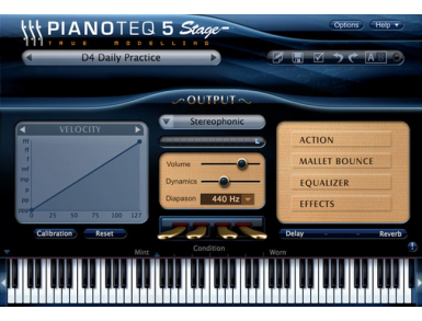Pianoteq 5 Stage