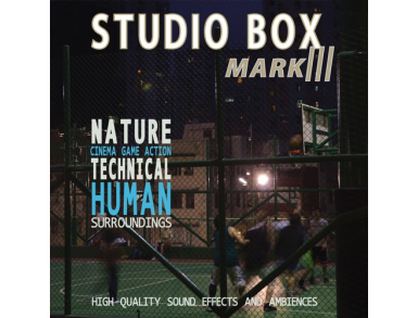 Studio Box Mark III