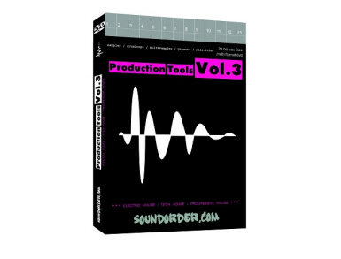 Production Tools Vol. 3