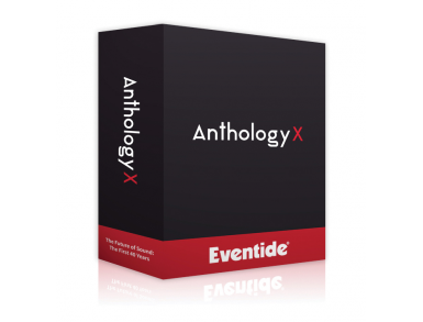 Anthology X Upgrade from Anthology II