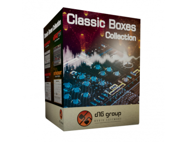 D16 Classic Boxes Collection