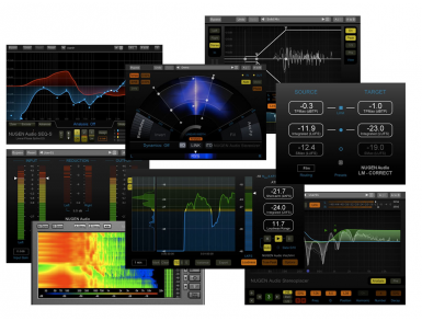 NUGEN Audio Post Pack Bundle