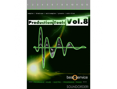 Production Tools Vol. 8
