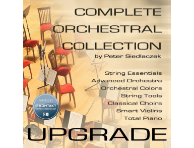 Complete Orchestral Collection Upgrade