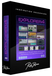 eXplorer 4 Bundle Upgrade for owners of 1 or more RP Plug-ins