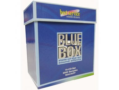 Blue Box 16 CD-Set
