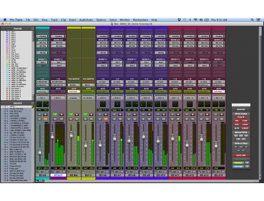 Pro Tools 10/11/12 HD Bundle License