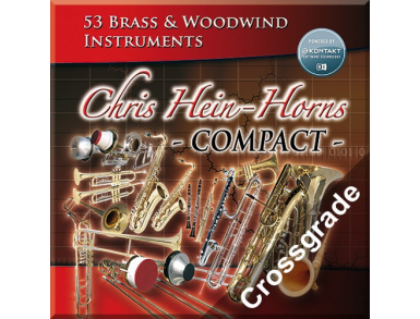Chris Hein Horns Compact Crossgrade