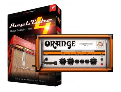 AmpliTube 4 + Orange Power DUO Bundle