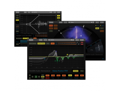 NUGEN Audio Stereo Pack