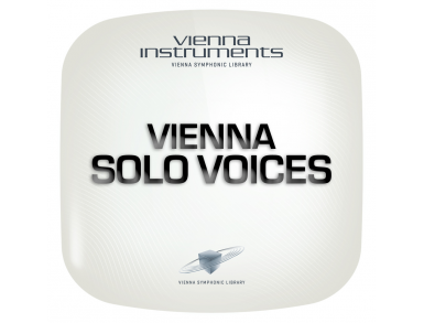 Vienna Solo Voices Extended (Requires Standard)