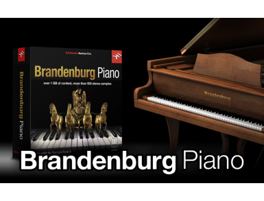 IK Sampletank 3 Sound Library - Brandenburg Piano