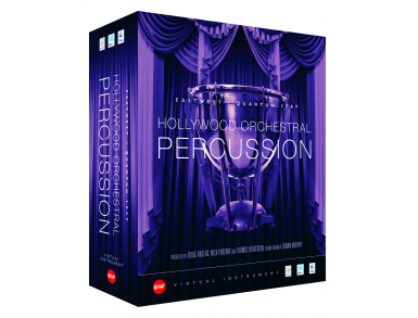Hollywood Orchestral Percussion - Gold Edition