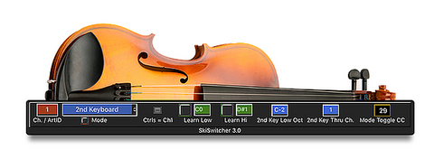 SkiSwitcher 3 for Logic Pro X