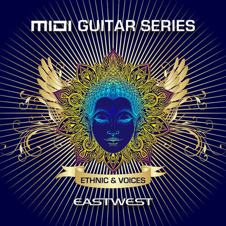 MIDI Guitar Series Vol 2: Ethnic and Voices