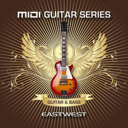 MIDI Guitar Series Vol 4: Guitar and Bass