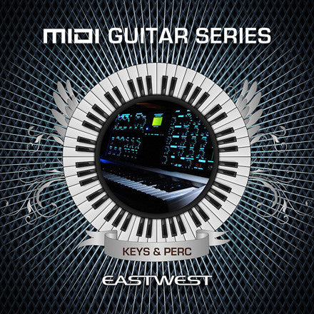 MIDI Guitar Series Vol 5: Keyboards and Percussion