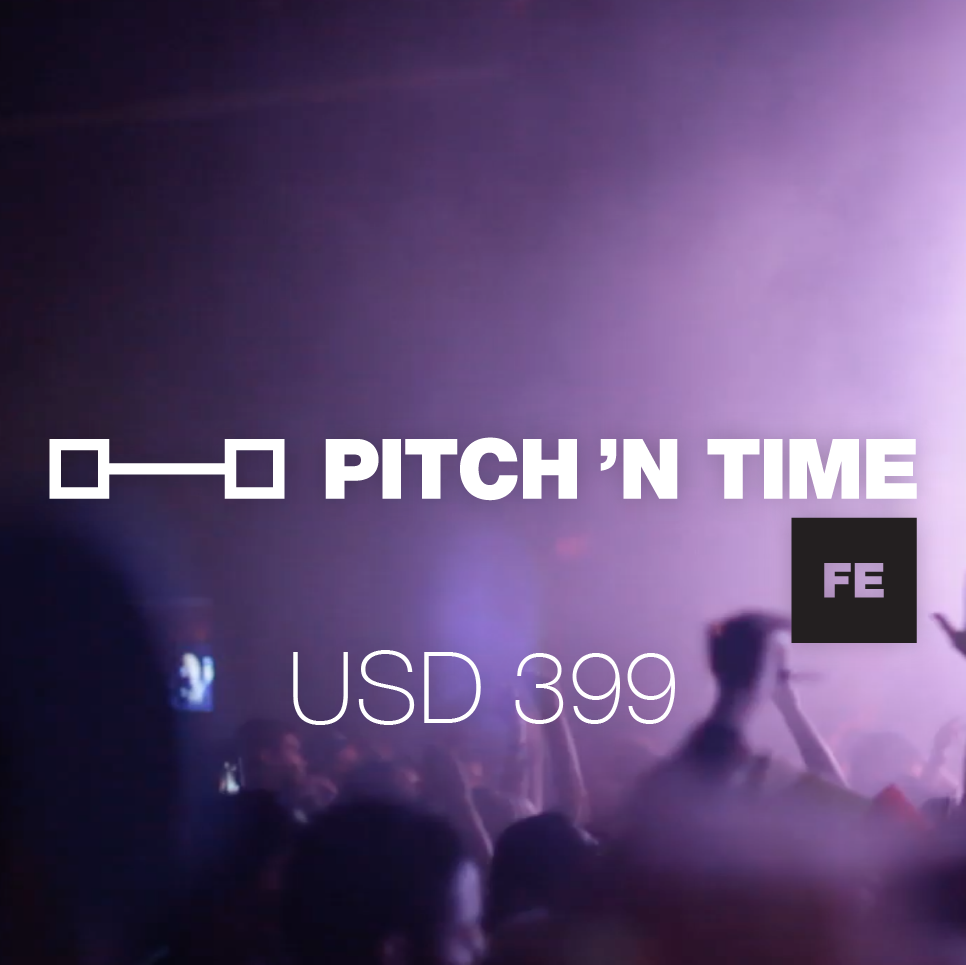 Pitch 'n Time FE