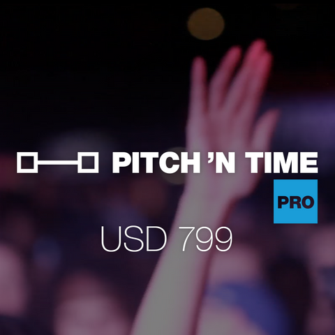 Pitch 'n Time Pro