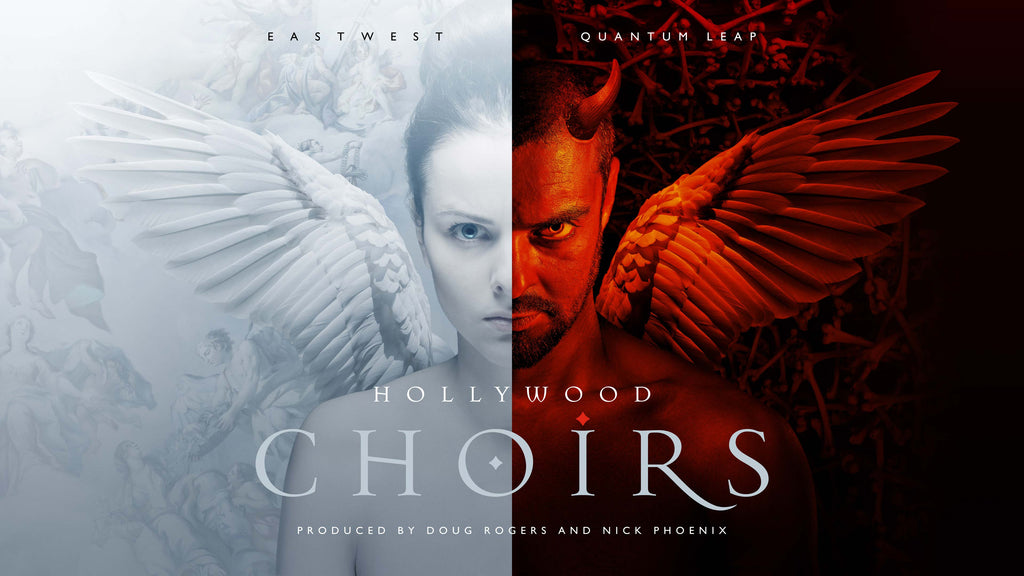 Hollywood Choirs Gold (available 11.27.17)