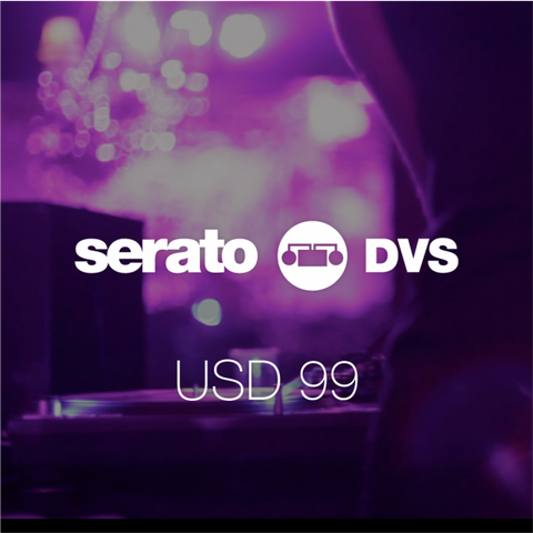 Serato DJ DVS Expansion Pack