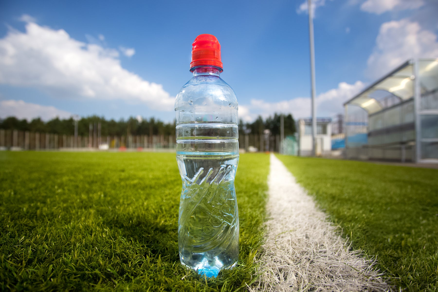 The Effects Of Hydration On Football Performance