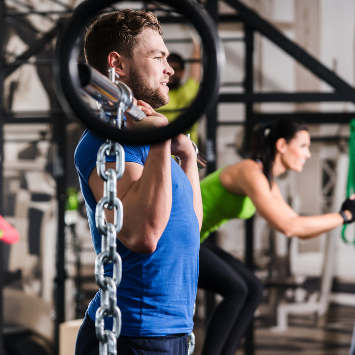 Strength Training With Bands & Chains (Advanced Footballers Only)