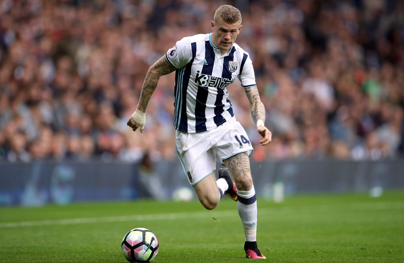 Matchfit Interviews James McClean