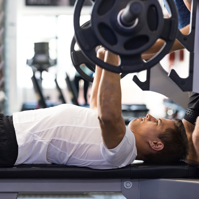 How Footballers Can Use Super-Sets Affectively In The Gym