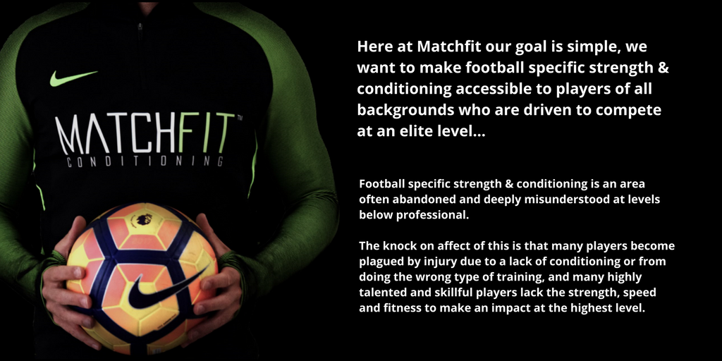 How Does Sleep Affect Your Football Performance? — Matchfit Conditioning