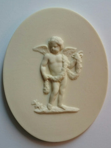 Summer Cherub silicone mould by Sugar Art Molds