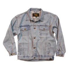 SUNLIT YOUTH DENIM JACKET
