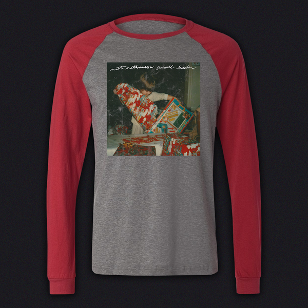 Farewell December Baseball Tee (pre order)
