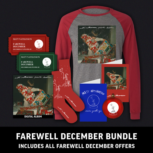 Farewell December Bundle (pre order)