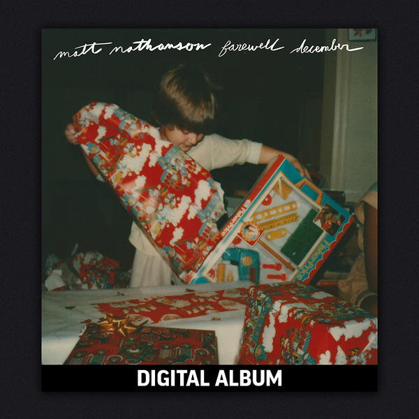 Farewell December Digital Album