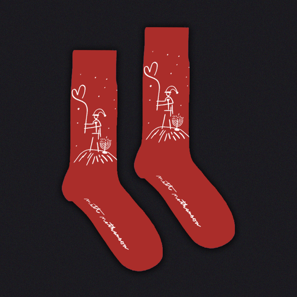 Holiday Socks (pre order)