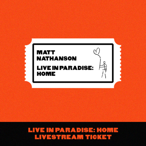 Live In Paradise: Home - August 21 Live Stream Ticket