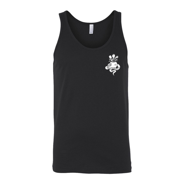 Apple Black Tank