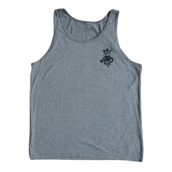 Apple Grey Tank