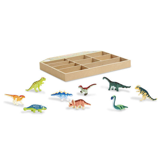 Dinosaur Party Play Toy Set